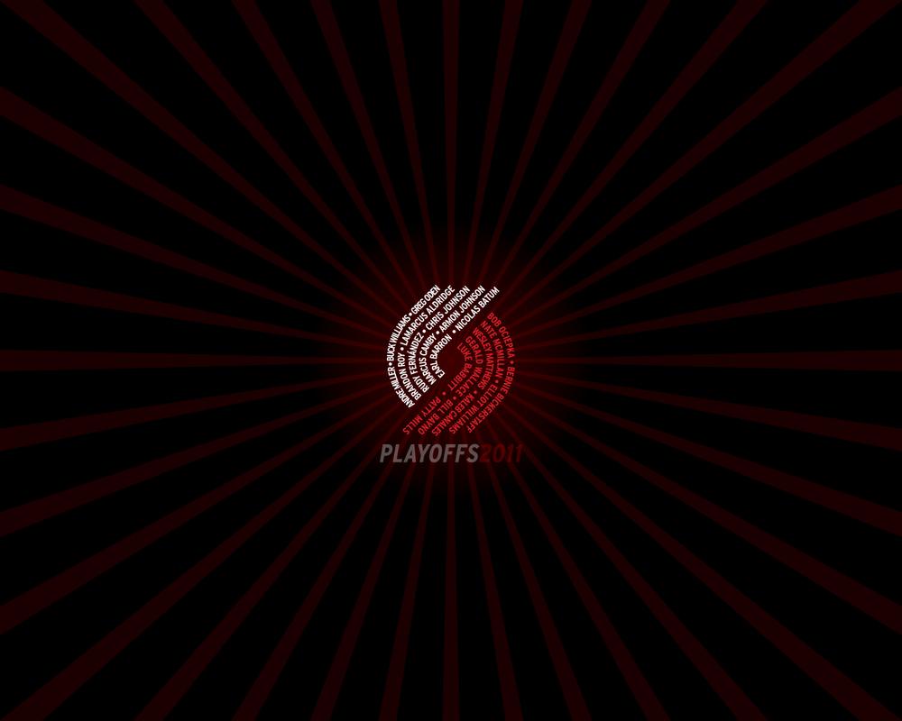 Blazers Playoffs2011 1280x1024 by rossconkey