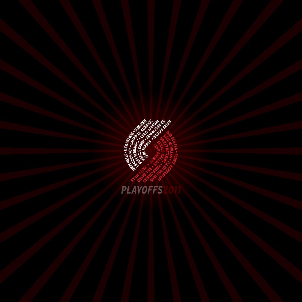 Blazers Playoffs2011 1024x1024 by rossconkey
