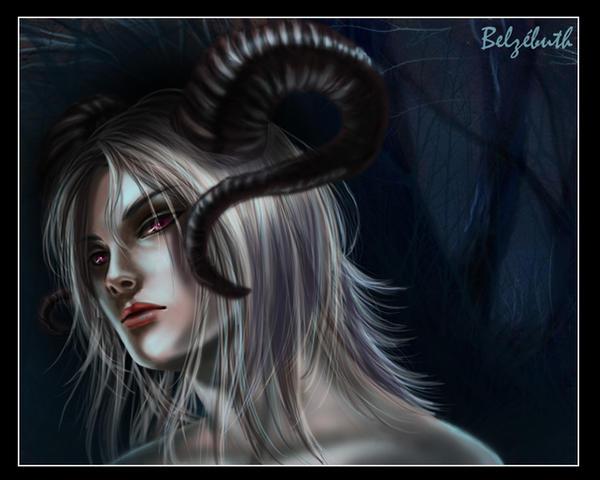 Belzebuth by Syrkell