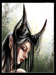 Demon by OrenMiller