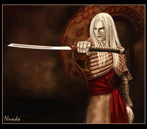 Prince Nuada Sword 74663 Loadtve