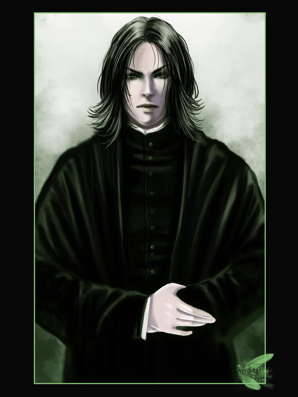 Severus Snape Fan art