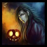 Happy Halloween by OrenMiller