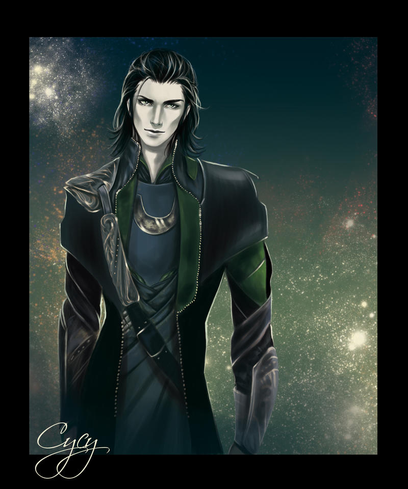 loki marvel comics by OrenMiller on DeviantArt