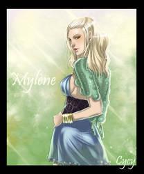 Mylene by OrenMiller