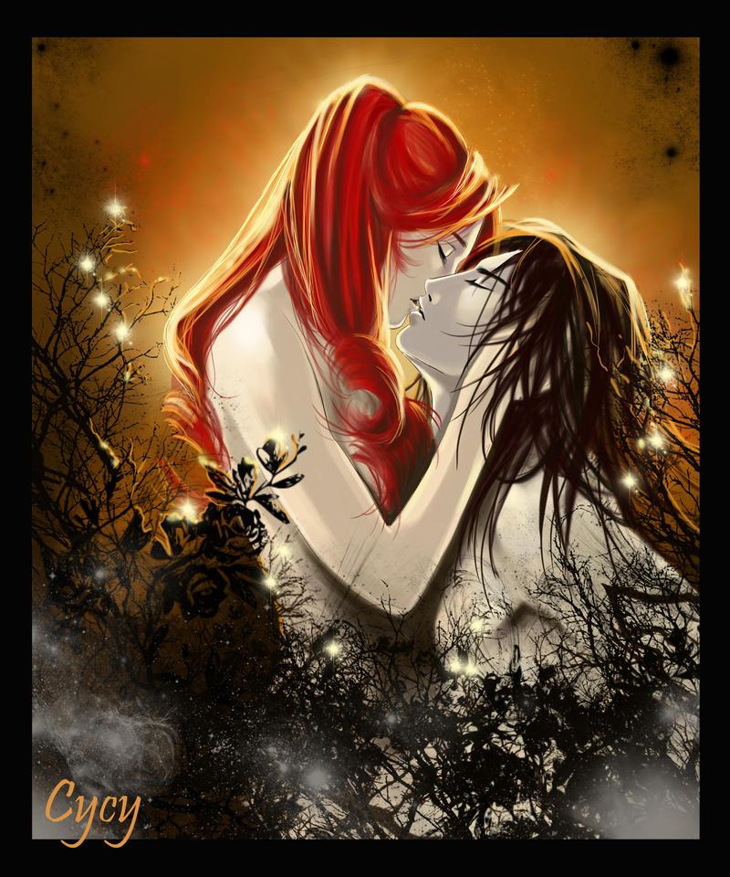 Lovers - Dark Light