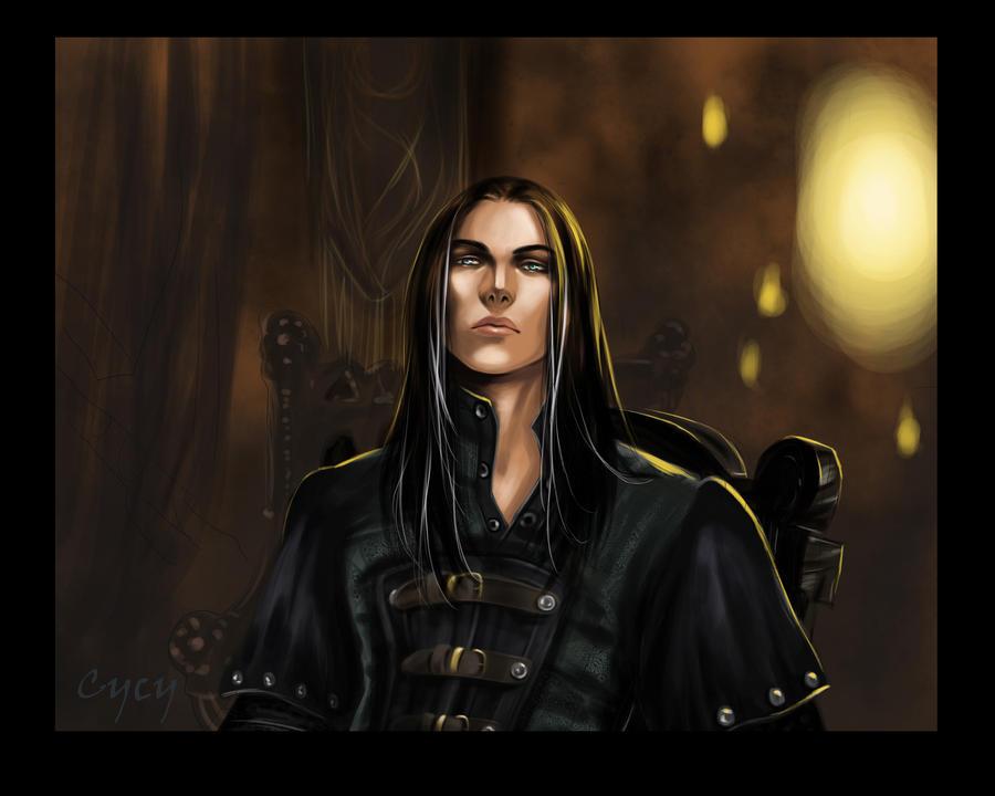 Loki WIP by Syrkell