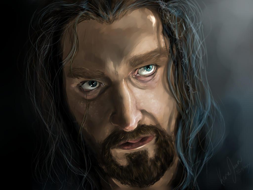 Thorin by KeraJoan