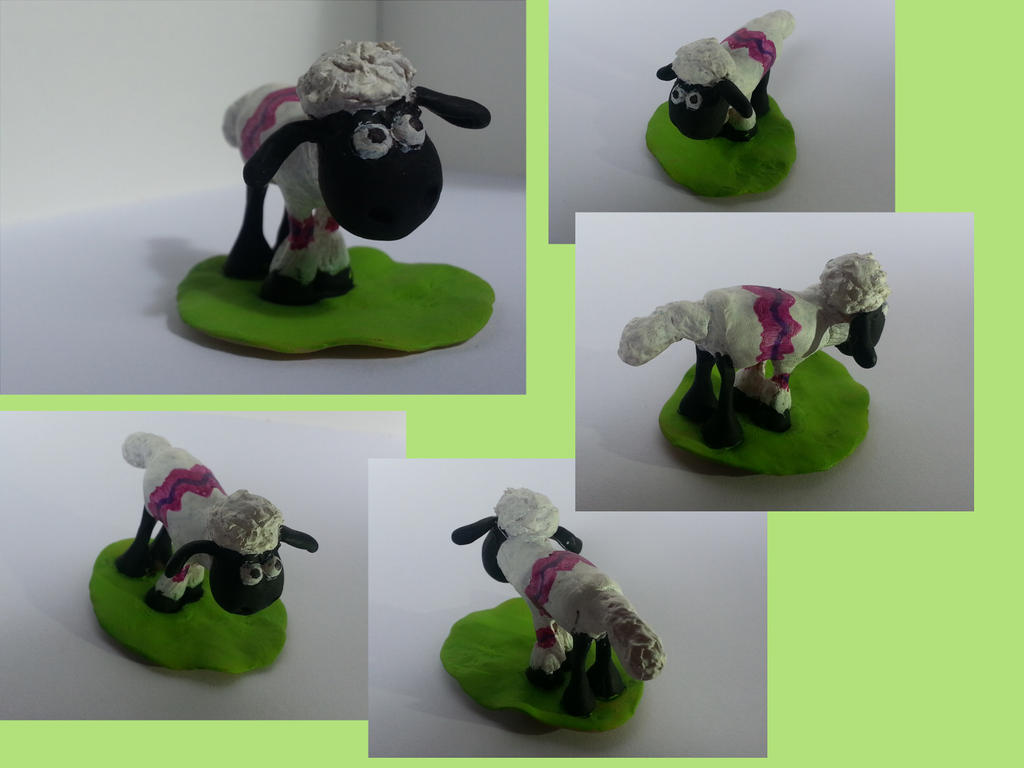 Shaun the Sheep- extras by KeraJoan