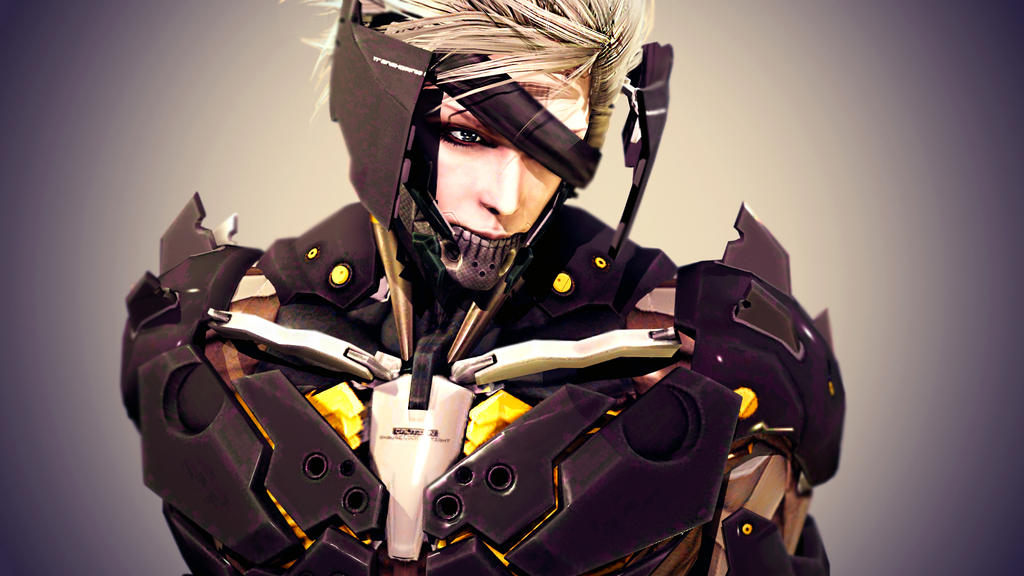 raiden render by suzanna8767