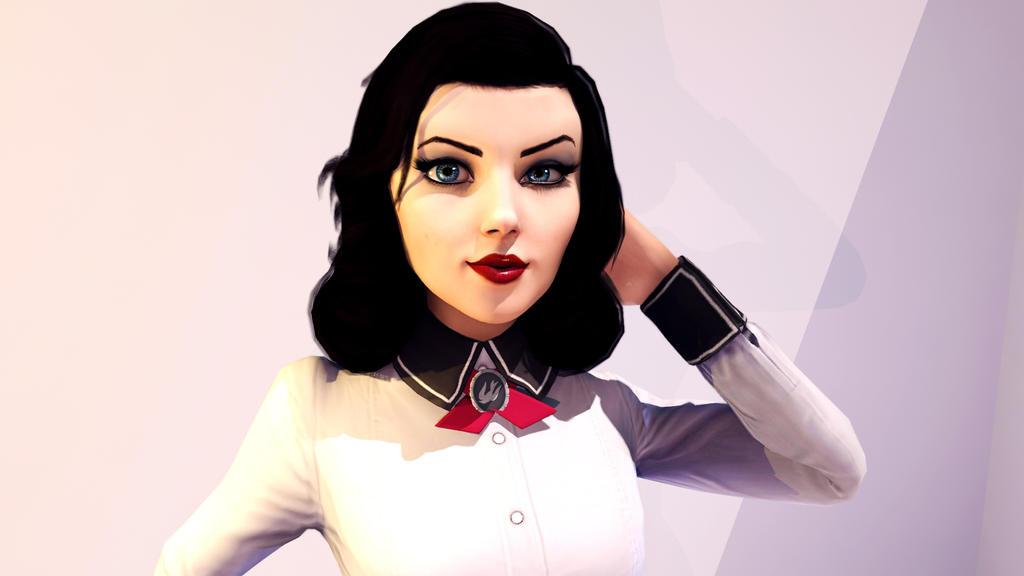 Elizabeth bioshock hentai