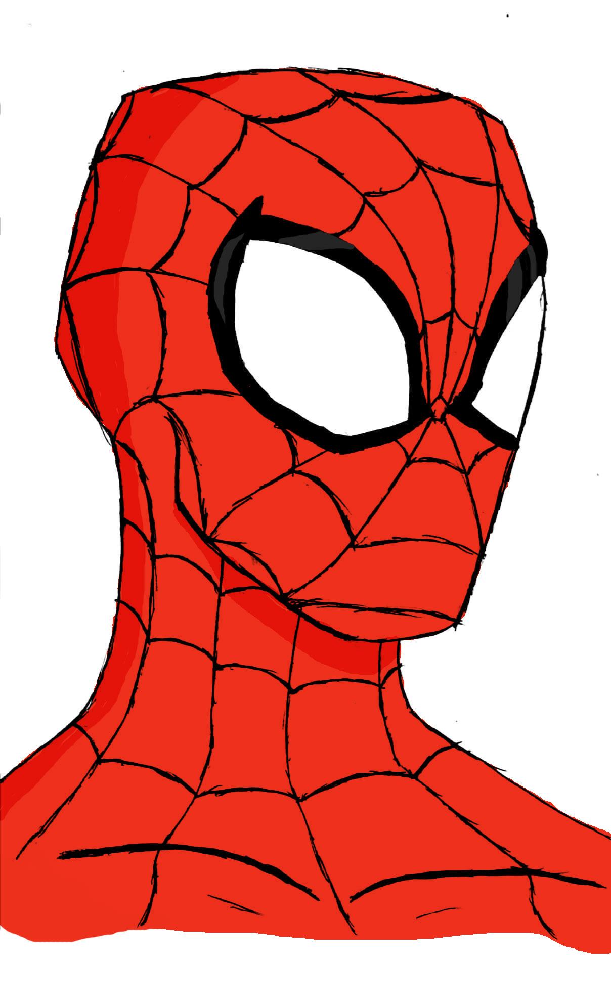 Spiderman - ahora en forma de fichas