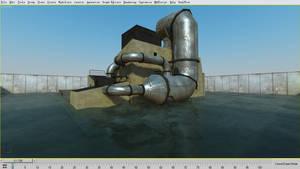 DirectX shaders-water 01 WIP