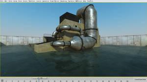 DirectX shaders-water 02 WIP