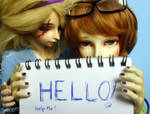 Hello and... by KyaaraBJD