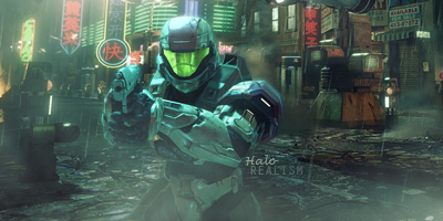 Halo-realism by Dissolution55