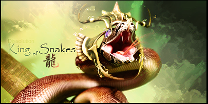 King-of-snakes by Dissolution55