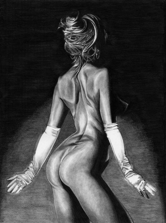 Female act by tajus