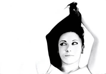 Black hair 3 by tajus