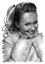 Hayden Panettiere by tajus