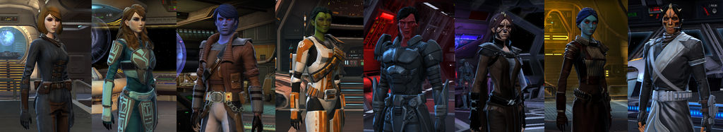 Star Wars: The Old Republic - The Eight
