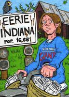 Eerie Indiana by lagatowolfwood