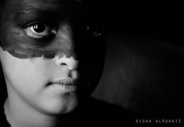 Darken half by Aisha-Abdulaziz