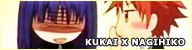 Kuukai x Nagihiko by AmuletCat