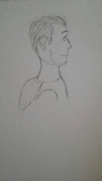 sketch of people #2 by lolahaley
