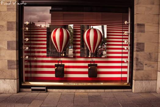 Balloons for Brandy Alexander