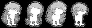 insert hair pun here | sprite stuff