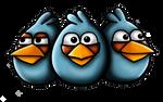 Three different emotions