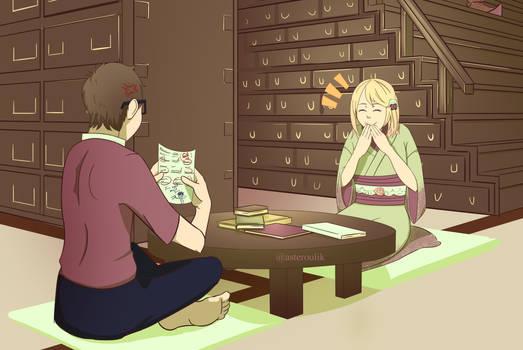 Yukishi scene