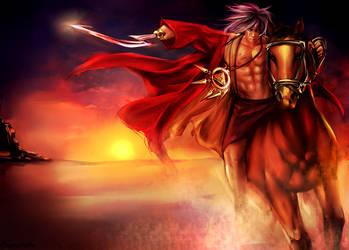 Thief King Bakura: Conquer and Destroy by taemanaku