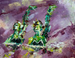 Synchro bloody Synchro - duo by jvgauthier