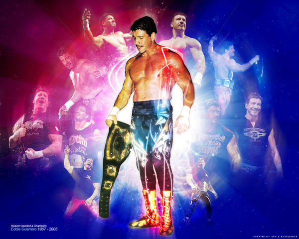 eddie guerrero wallpaper - photo #13
