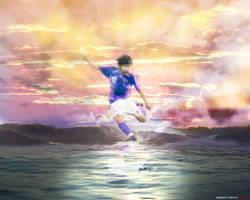 Shunsuke Nakamura Wallpaper by CEM2K4