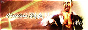 Christian Cage Sig by CEM2K4