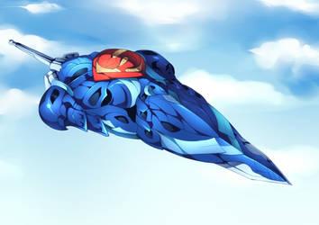 SUPERMAN URANUS ARS MAGNA