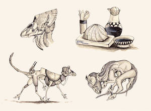 Rattler Doodles