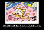 Cat Bubbles