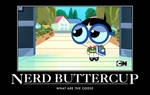 Buttercup vs Math
