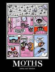 Moth Infestation by UltraJohn567
