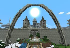 Mega Huge Castle by Caio947s