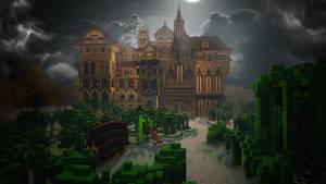 Herobrine's Mansion (Adventure Map)