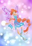 Bloom Butterflix 2D