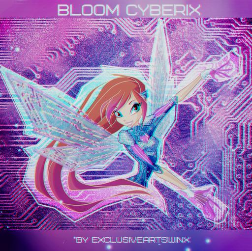 Bloom Cyberix by ExclusiveArtsWinx on DeviantArt