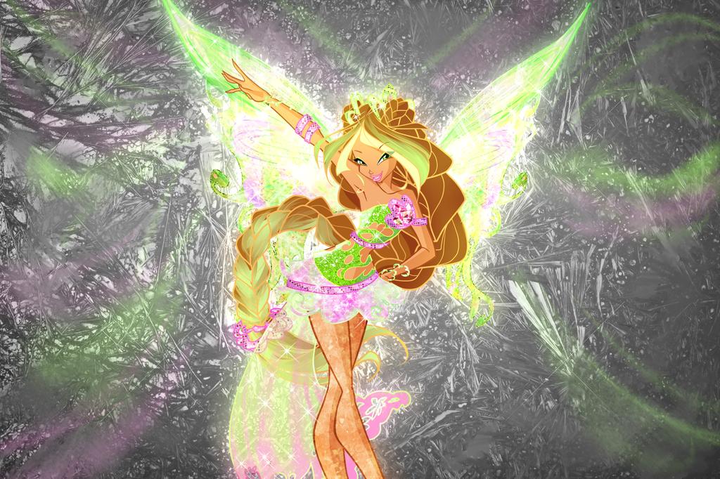 Winx Flora Glassix by ExclusiveArtsWinx on DeviantArt