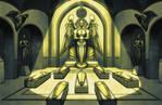 Concept art Ancient Mausoleum