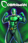 Cobraman Character design